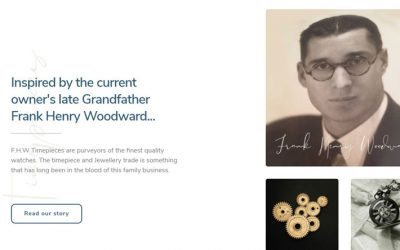 Frank Henry Woodward